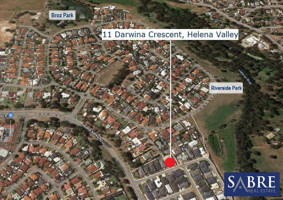 Property for sale in HELENA VALLEY