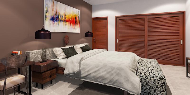 BEAUTIFUL INTERIOR DESIGNED 4 BEDROOMS VILLA IN PERERENAN CANGGU